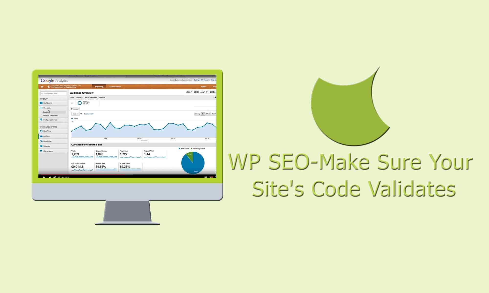 WordPress SEO- Make Sure Your site's Code Validates for Growing Natural and Organic SEO.