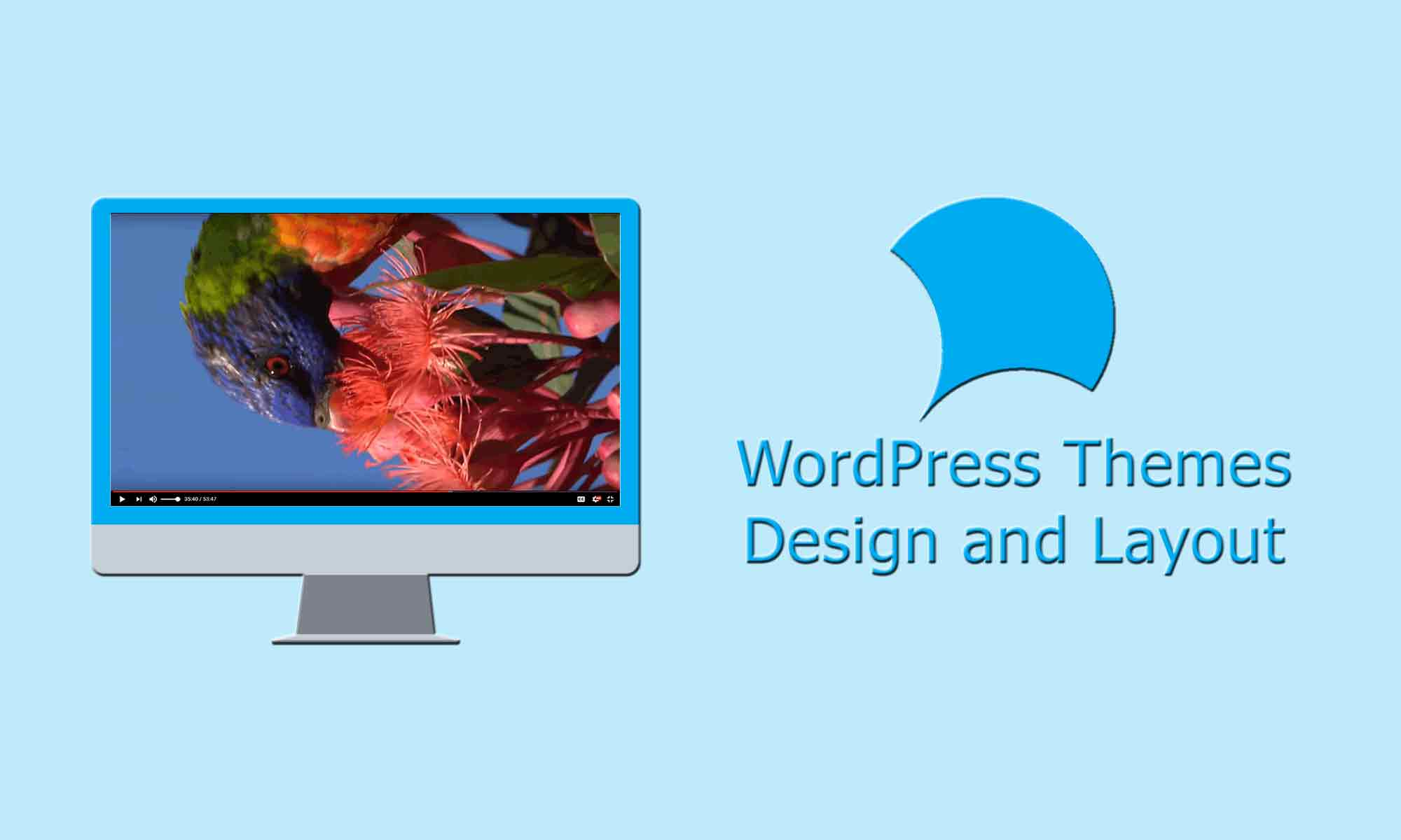 WordPress Themes Design and Layout. Our Specialist Makes this Process More than 10 Years